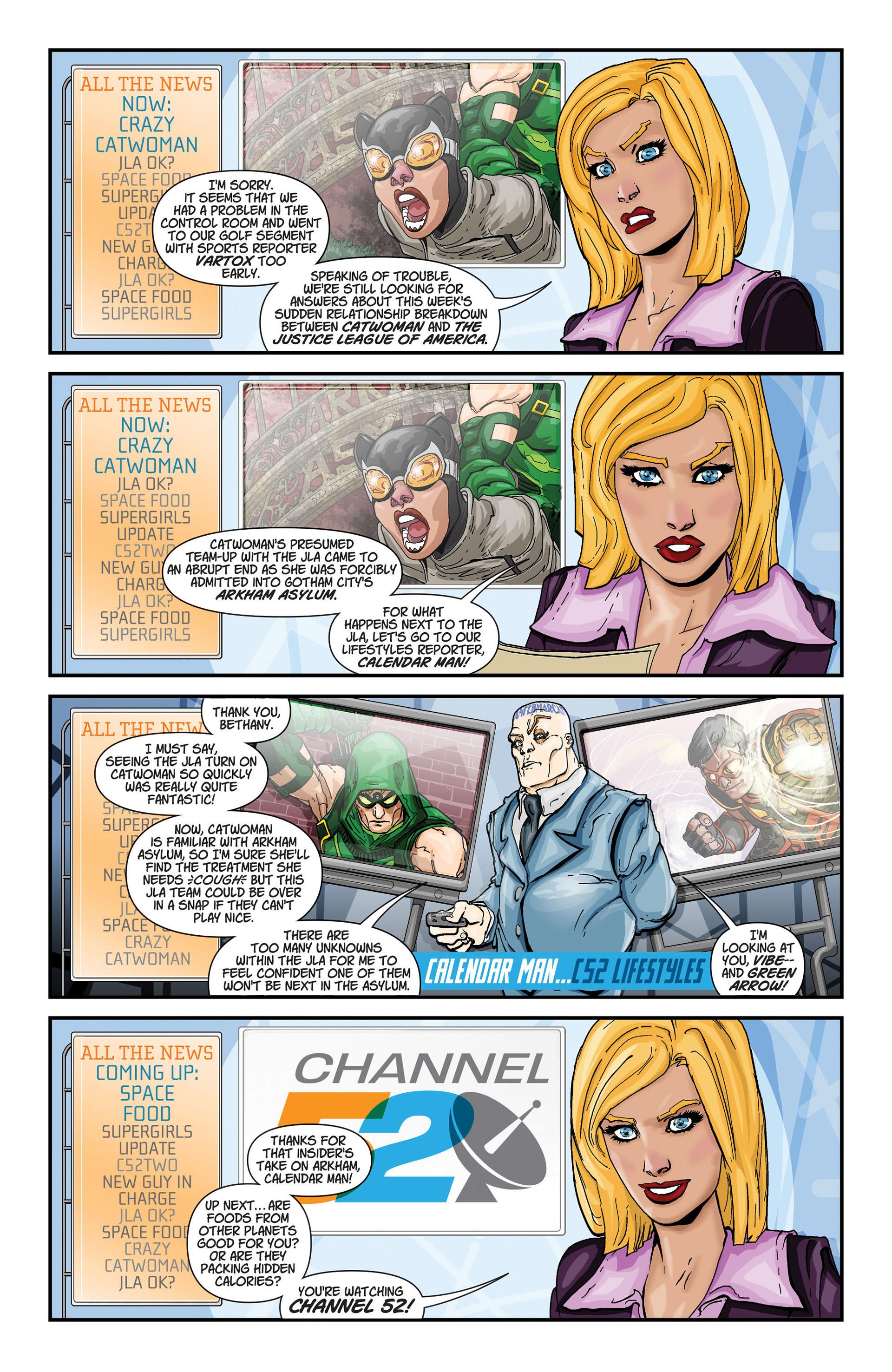 Supergirl (2011) Issue #19 #21 - English 23