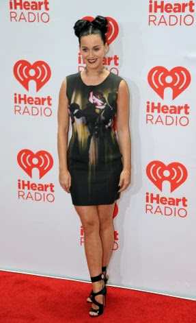 Katy Perry IHeartRadio Music Festival 2013