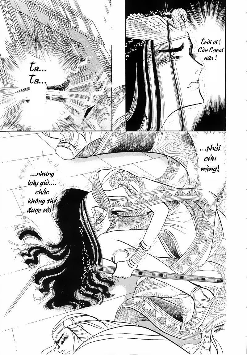 Nữ Hoàng Ai Cập-Ouke no Monshou chap 53 Trang 13 - Mangak.info