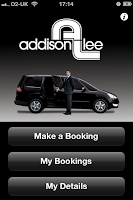 Addison Lee London cab services