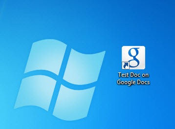 بوابة بدر: [شرح فيديو] انشاء اختصار موقع المكتب الفايرفوكس,2013 Google-Docs-shortcut