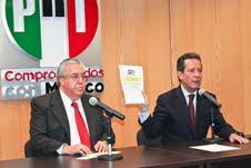 DENUNCIA EL PRI OPACIDAD EN LA GESTIÓN DE AMLO EN EL DF.