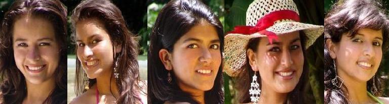 Fotos de Chicas y Mujeres Cubanas Hermosas de Cuba