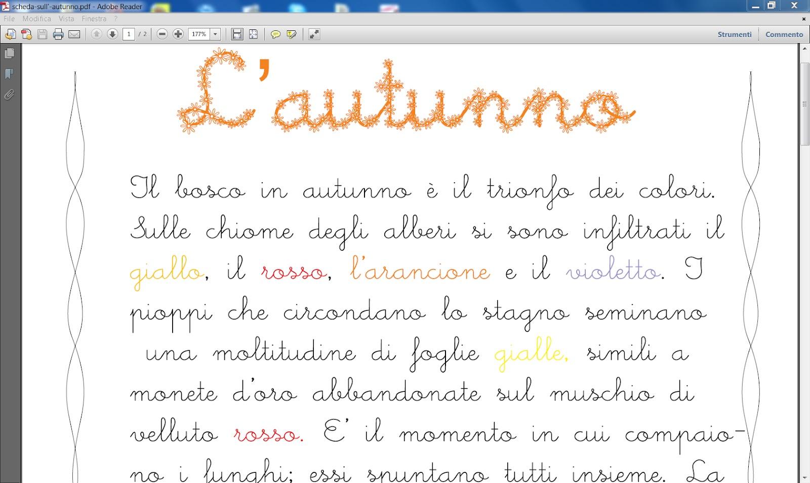 Conosciuto La maestra Rosaria nel web: settembre 2012 AN39