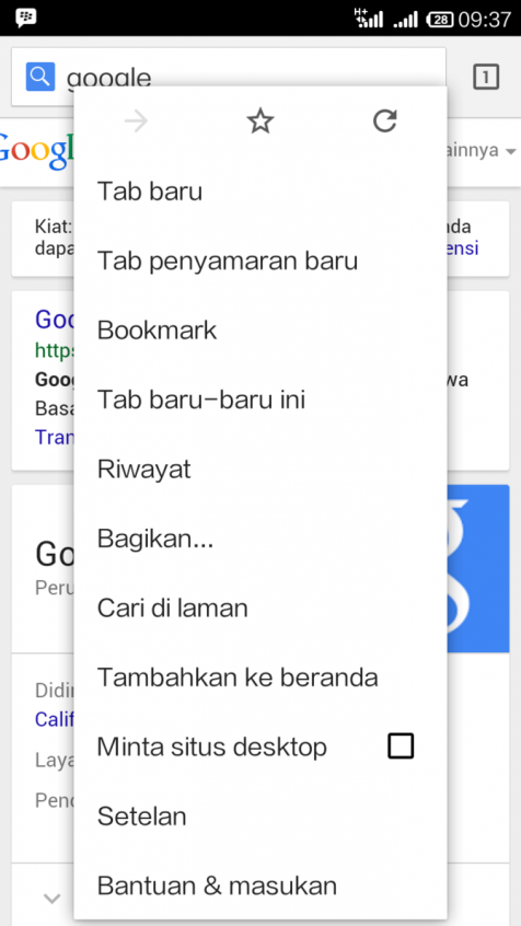 Hemat Paket data Chrome