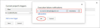 notifikasi email google form