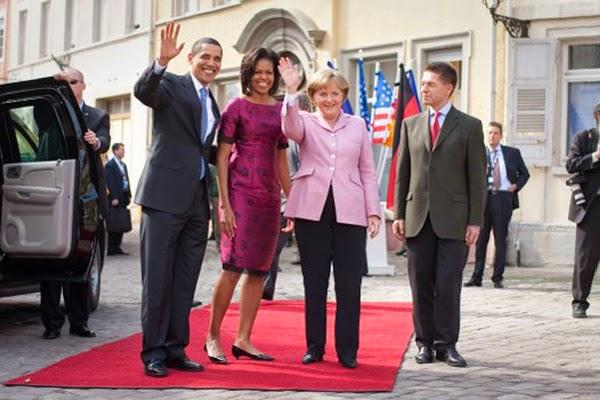 Wird Obama Merkel verzeihen können?
