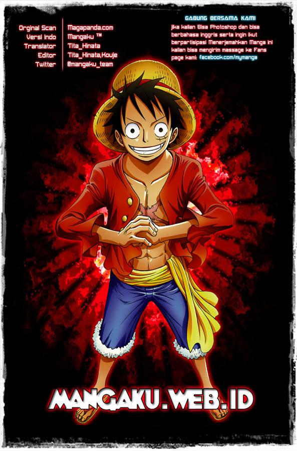 One+piece One Piece 684   Hentikan, Vegapunk