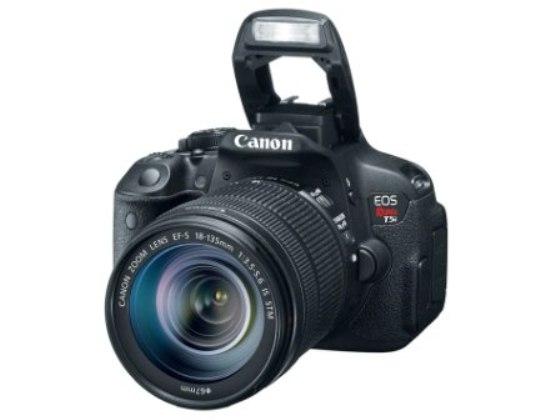 Harga Kamera DSLR Canon EOS 700D Rebel T5i