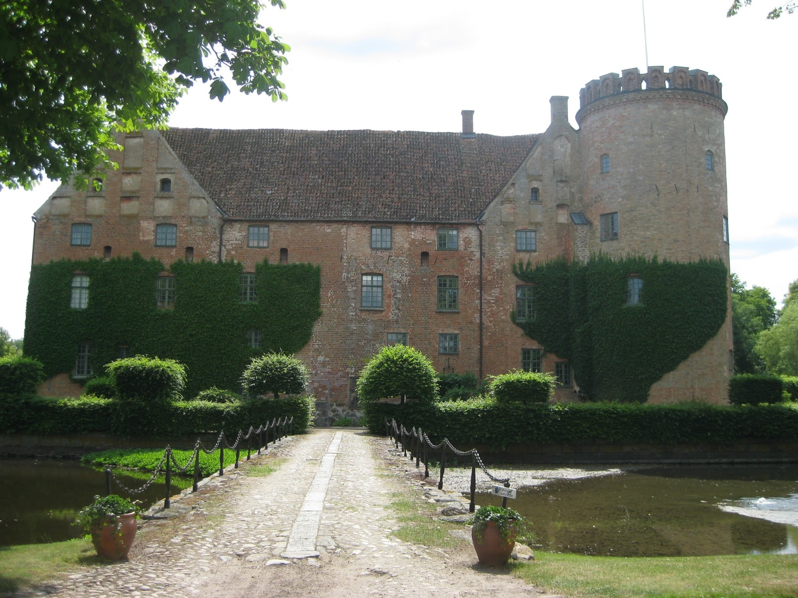image of Vittskövle Castle