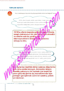6.Sinif  Turkce Doku Yayinlari Ogrenci Calisma Kitabi Sayfa 18