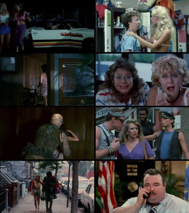 The Toxic Avenger 1984 UNRATED Dual Audio Hindi 480p BluRay 260mb
