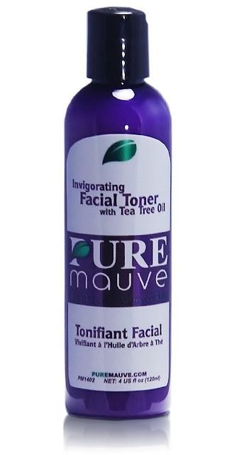 Pure Mauve by Carapex Facial Toner
