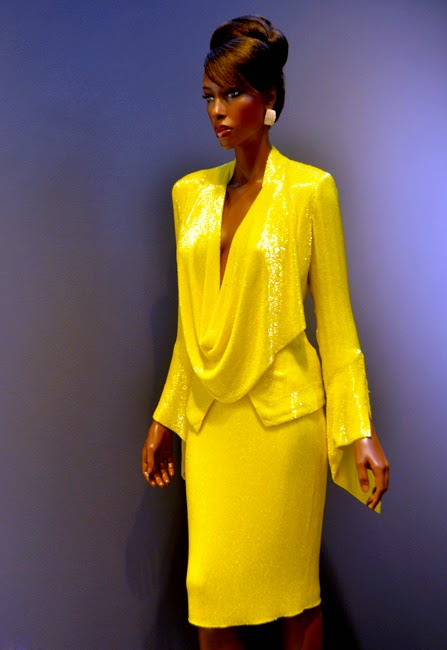 Ebony fashion fair models — pic 15