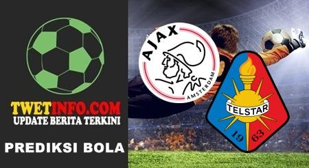 Prediksi Jong Ajax vs Telstar, Eerste 15-09-2015