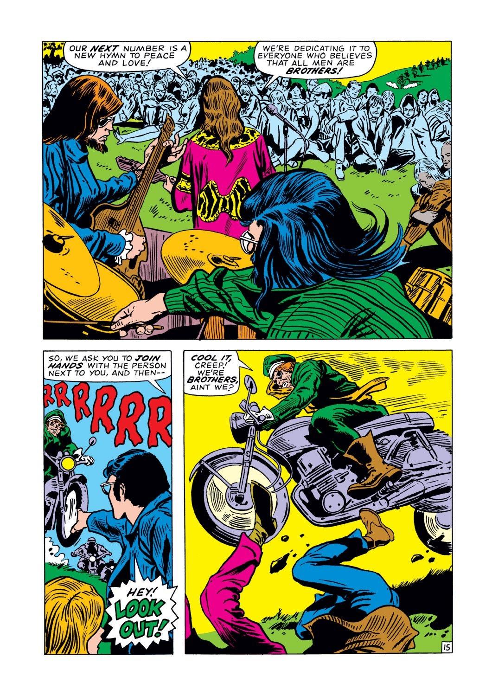 Captain America (1968) Issue #128 #42 - English 15