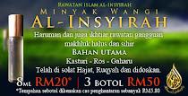 Attar Kasturi Al-Insyirah