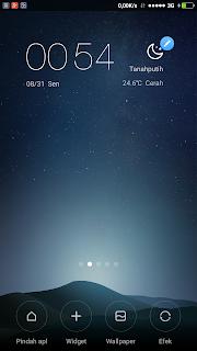 Cara Kunci Layar Xiaomi Mi 4i Tanpa Tombol Daya