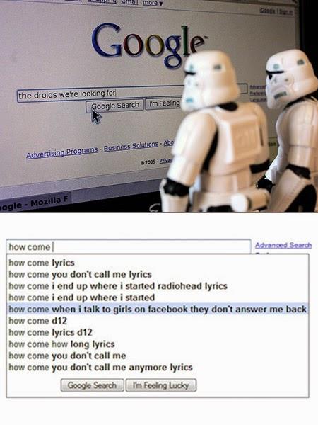 5 Perkara yang pelik Orang Cari di Google