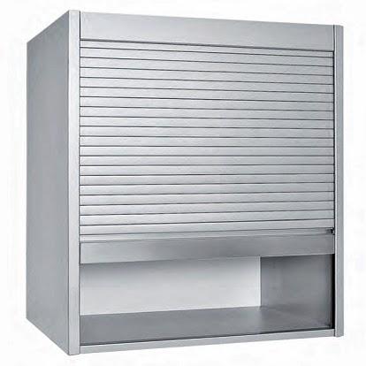 persiana armario cocina aluminio