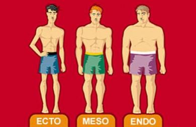 Resultado de imagen para somatotipo en deportistas