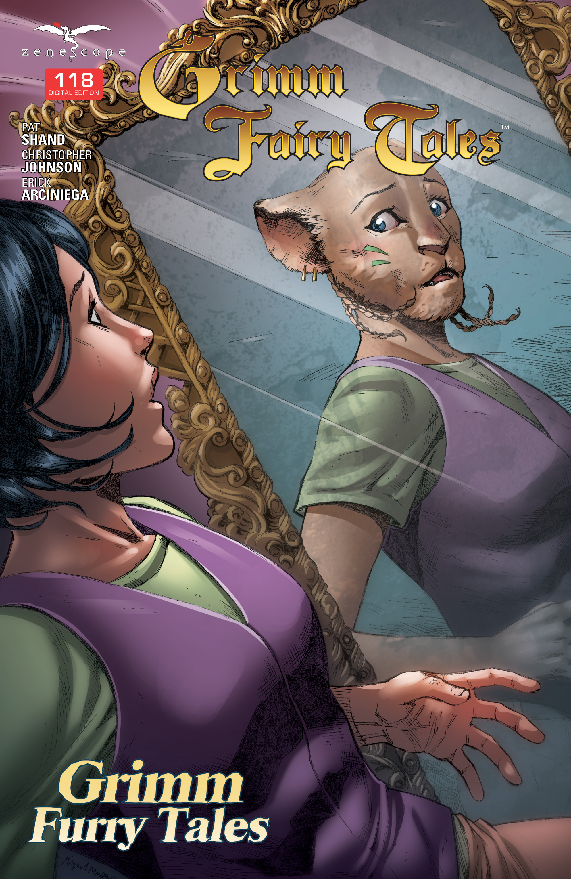 Grimm Fairy Tales (2005) Issue #118 #121 - English 1