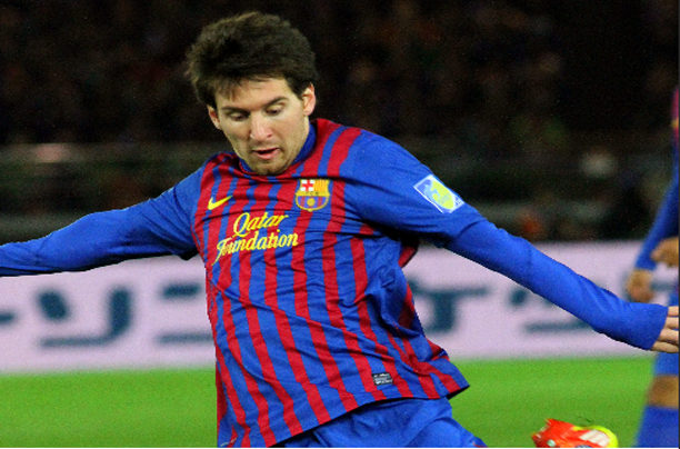 Top five Barcelona players of all time