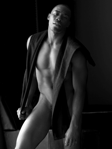 Branden Mitch in NSFW photos by Karl Simone
