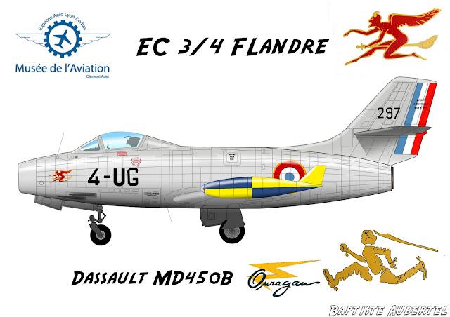 EC 3/4 Flandre Baptiste Aubertel
