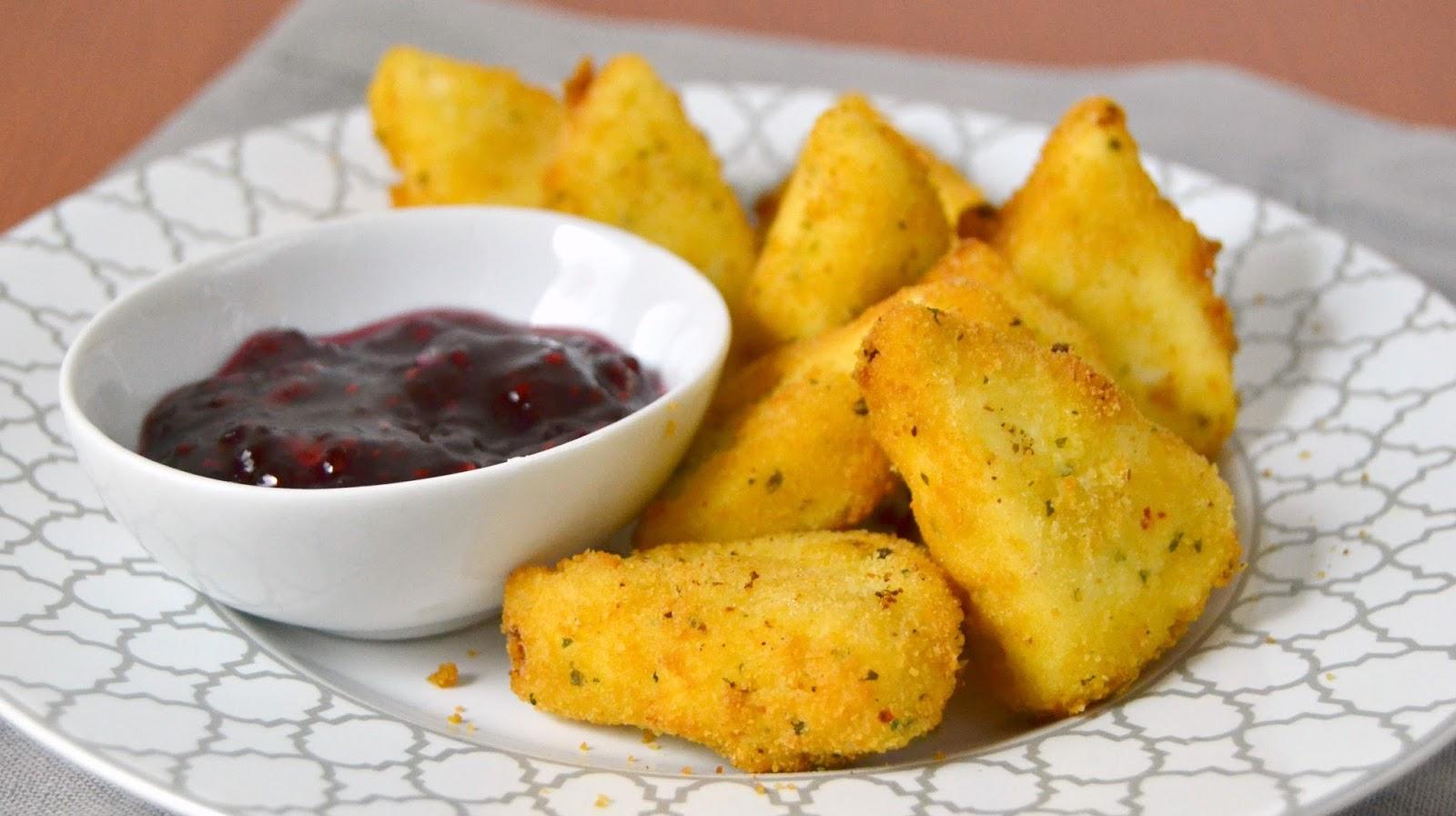 Quesitos fritos con mermelada cuuking recetas de cocina - Como hacer aperitivos frios ...
