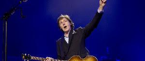 Paul McCartney muda local de jogo do Bahia