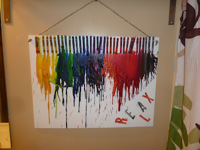 poopy crayon art