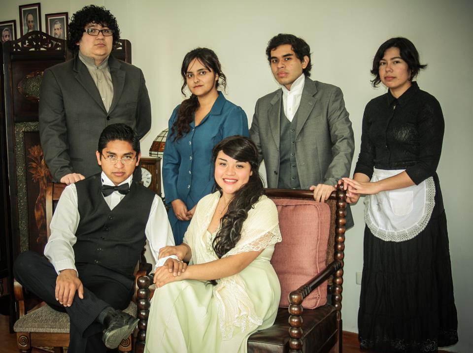 Blog de chillanactivo presentan obra de teatro casa de mu ecas - Casa de munecas teatro ...
