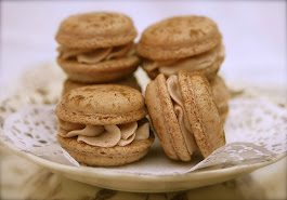 Autumn Spiced Macarons