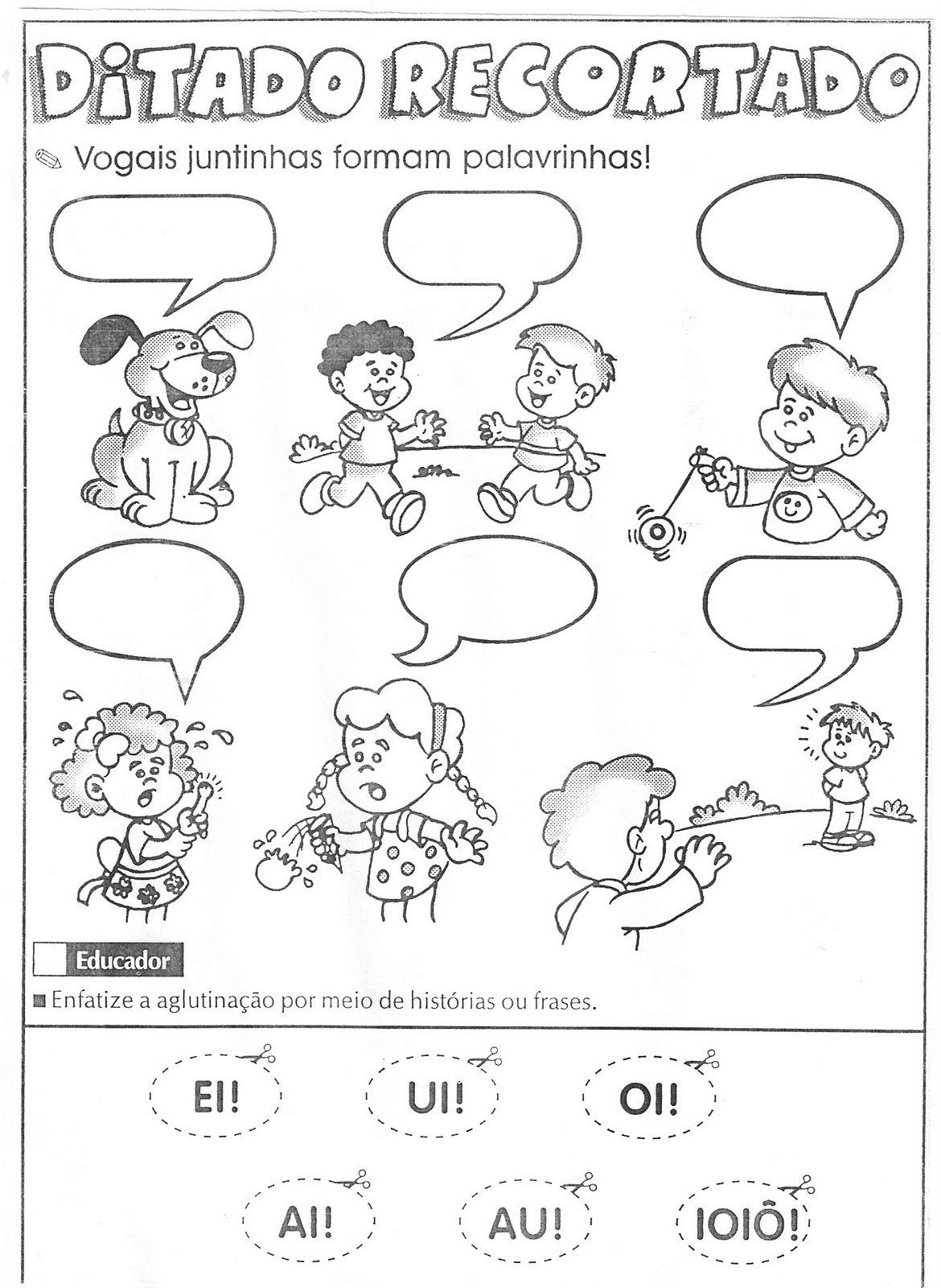 Atividades Para Alfabetizar