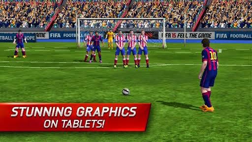 تحميل لعبة فيفا 2015 اندرويد Download FIFA2015 Apk For Android