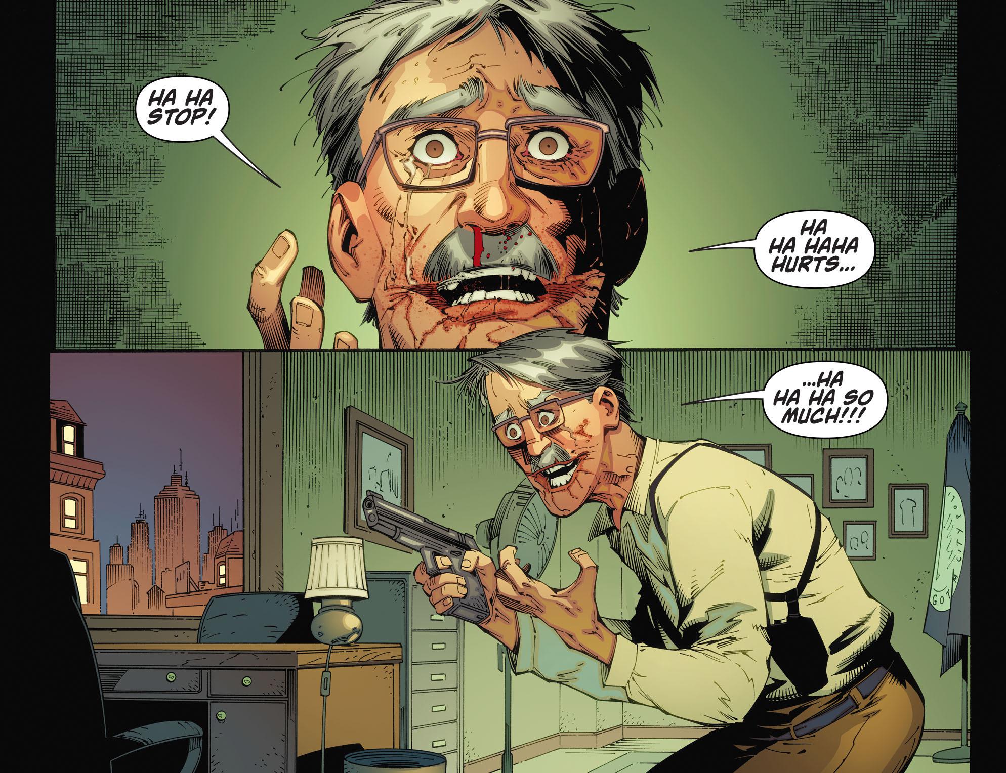 Batman: Arkham Knight [I] Issue #5 #7 - English 3