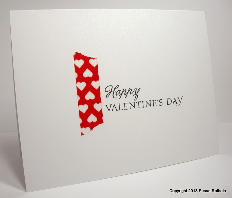 Simplicity sure sign of mental illness and valentine 39 s day for Cute valentines day cards homemade