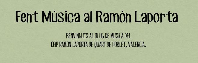 FENT MÚSICA al Ramon Laporta