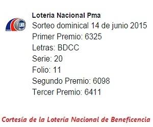 resultados-sorteo-domingo-14-de-junio-2015-loteria-nacional-de-panama-dominical