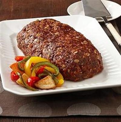 Prize-Winning Meatloaf