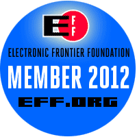 I am a Member of the EFF, Why Don't You Be One?