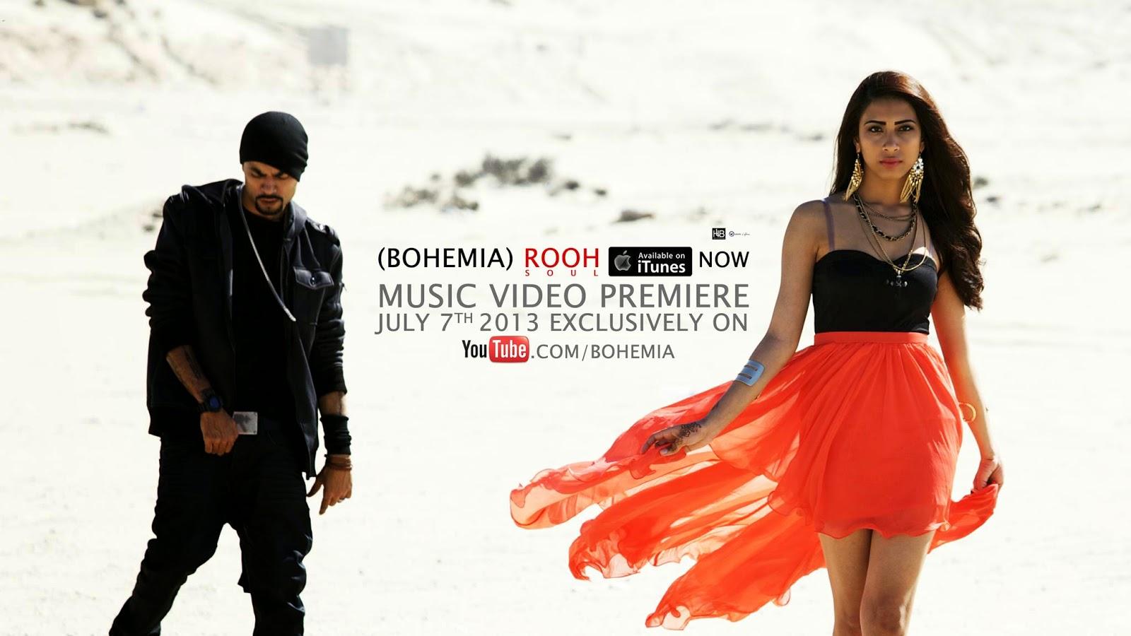Rooh  Soul  by BohemiaBohemia Rooh