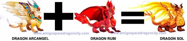 como sacar el dragon sol en dragon city 4