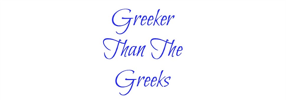 Greeker than the Greeks