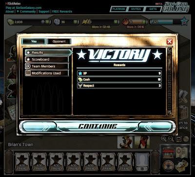 Six Gun Galaxy - PVP Victory