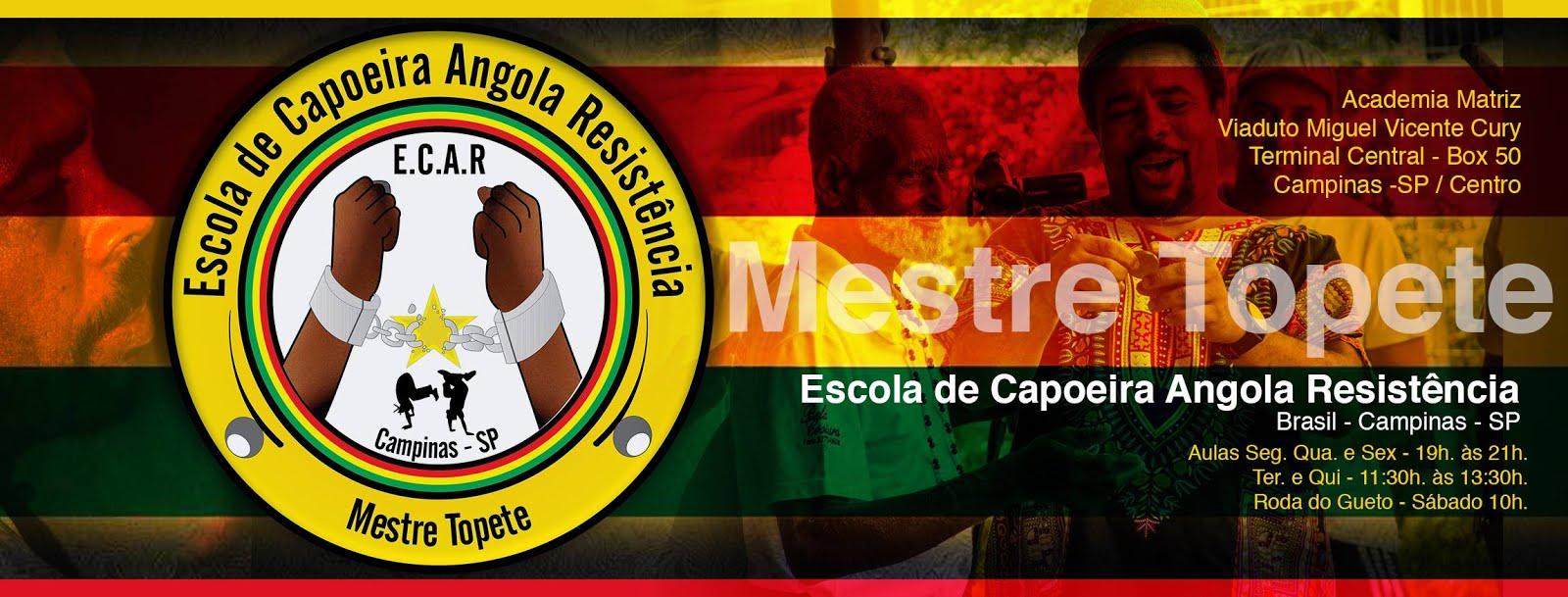 Escola de Capoeira Angola Resistência