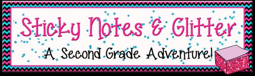 Sticky Notes & Glitter