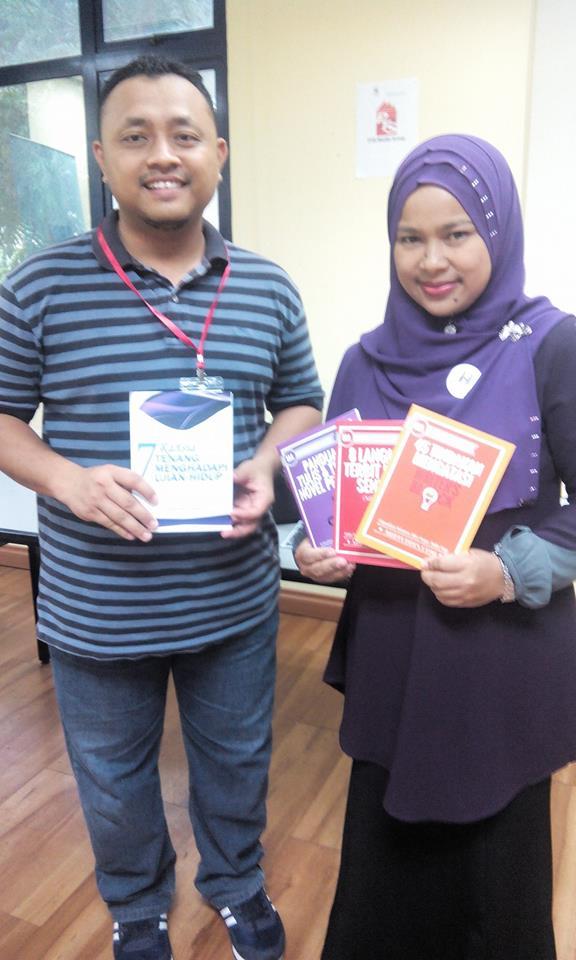 Sifu 'Self-Publish' Mohd Arifuddin