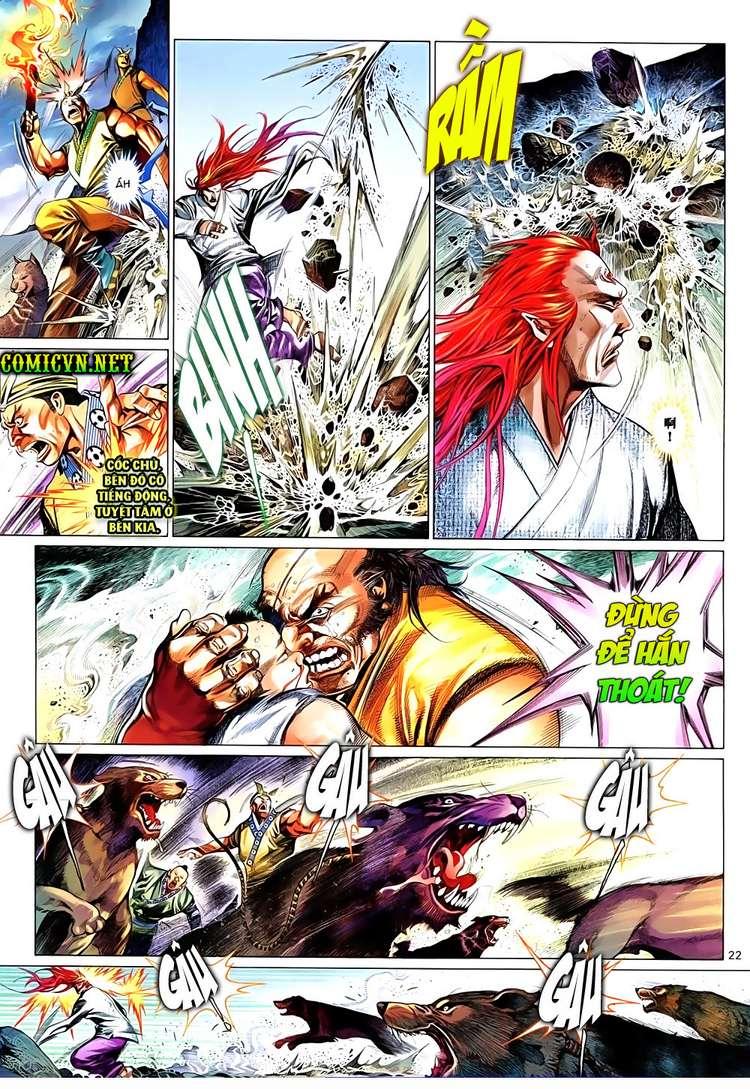Phong Vân chap 633 Trang 20 - Mangak.info